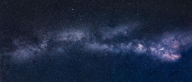 ciel galaxies étoiles
