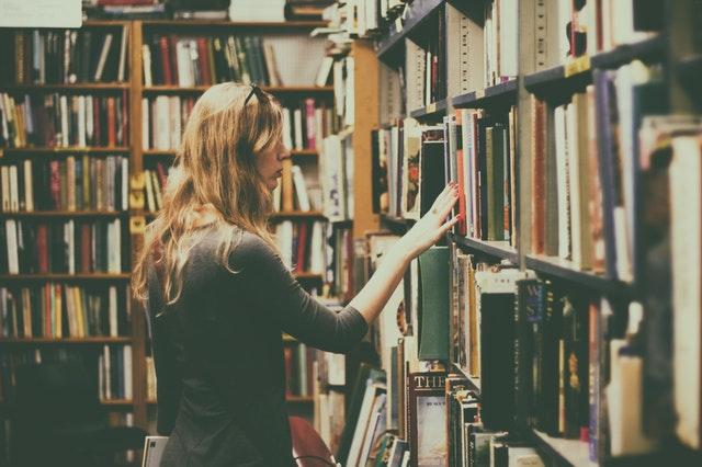 librairie bibliothèque