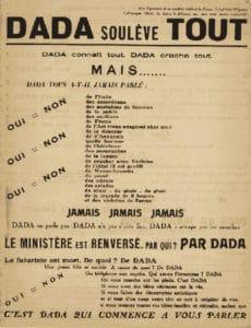 dada tract