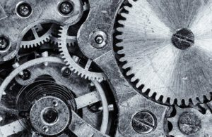 mecanisme horloge